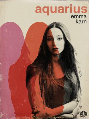 Aquarius Poster - Emma Karn