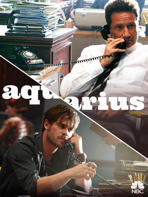 Aquarius Poster - Sam Hodiak and Brian Shafe