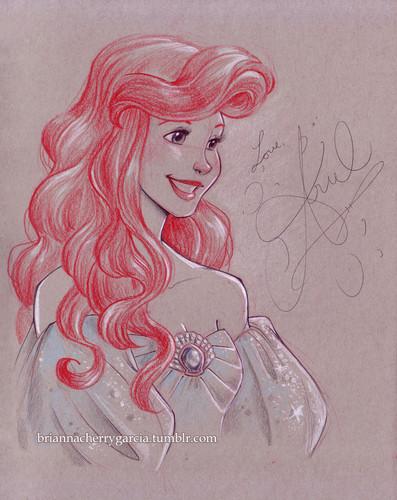Ariel वॉलपेपर called Ariel