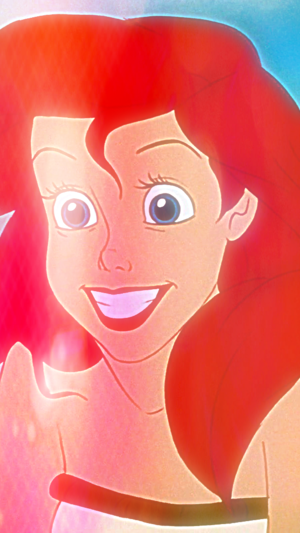 Ariel iPhone 5 Background