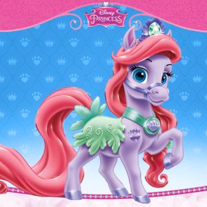 Ariel's pony Seashell