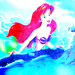 Ariel      - the-little-mermaid icon