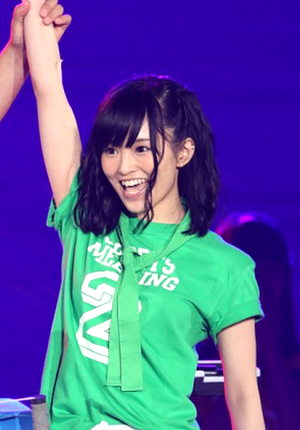 Armwrestling @ AKB48's 2nd Sports Festival