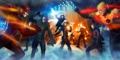 Arrow/The Flash - Full Superhero Fight Club Key Art
