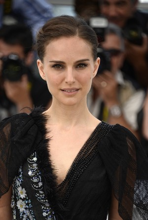 Attending a photocall for 'A Tale of l'amour and Darkness' during the 68th annual Cannes Film Festi