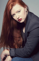 Auburn hair Carlota Coralie - redheads photo