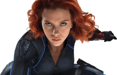 《复仇者联盟》 壁纸 entitled Avengers: Age Of Ultron - Black Widow