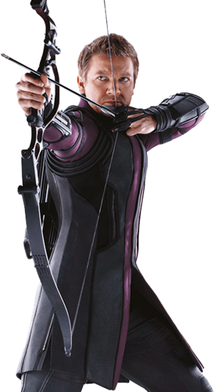 Avengers: Age Of Ultron - Hawkeye