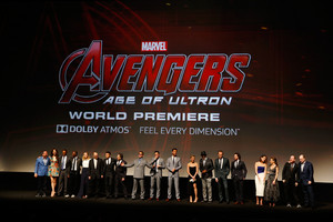 Avengers: Age of Ultron - Los Angeles Premiere