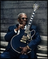 B.B King, 14th May 2015