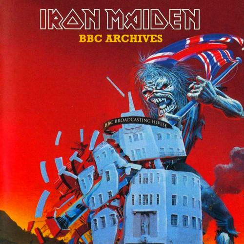 Iron Maiden پیپر وال with عملی حکمت entitled BBC Archive