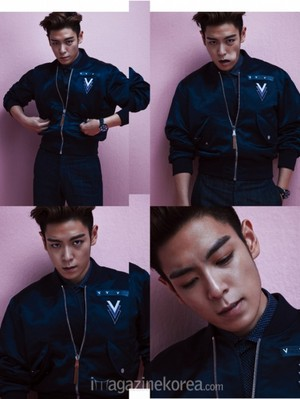 BIGBANG T.O.P – Esquire Magazine May Issue '15