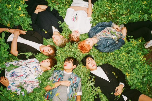 BTS 'Mood for Love : Blossom' concept photo