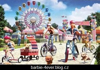 芭比娃娃 & Her Sisters: The Great 小狗 Adventure Official Picture!