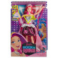 Barbie in Rock'n Royals Courtney imba Doll