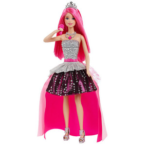 Barbie in Rock'n Royals Courtney Singen Doll