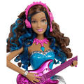 Barbie in Rock'n Royals Erika chant Doll