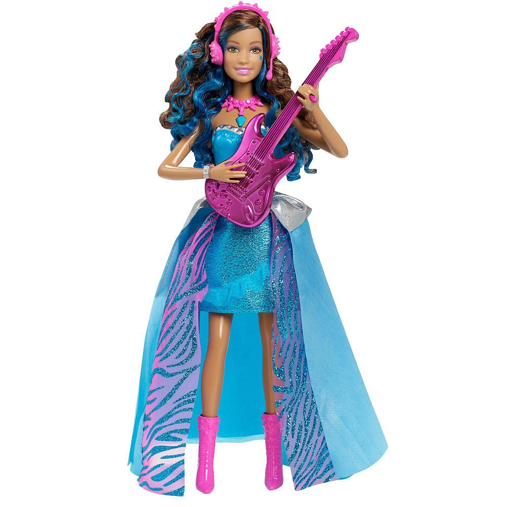 Barbie in Rock'n Royals Erika Singing Doll