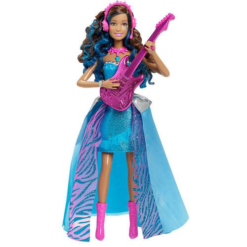 Barbie Rock N Royals Wallpaper: Barbie Movies Images Barbie In Rock'n Royals Erika Singing