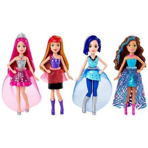 Barbie Rock N Royals Wallpaper: Barbie Movies Images Barbie In Rock'n Royals Mini Dolls