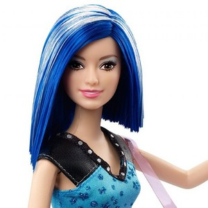 barbie in Rock'n Royals Zia Doll