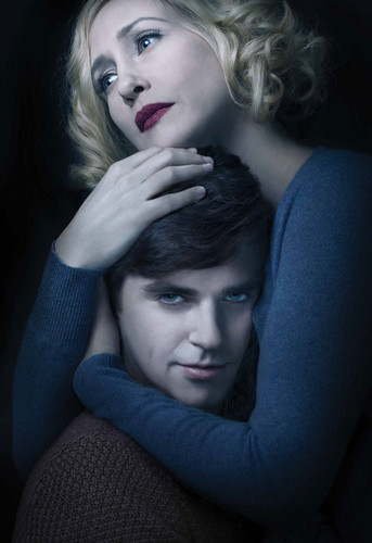 Bates Motel karatasi la kupamba ukuta called Bates Motel Season 3 official poster