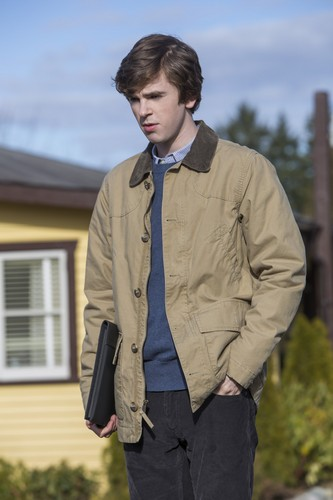"Bates Motel wallpaper with a business suit titled Bates Motel ""The Pit"" (3x08) promotional picture"