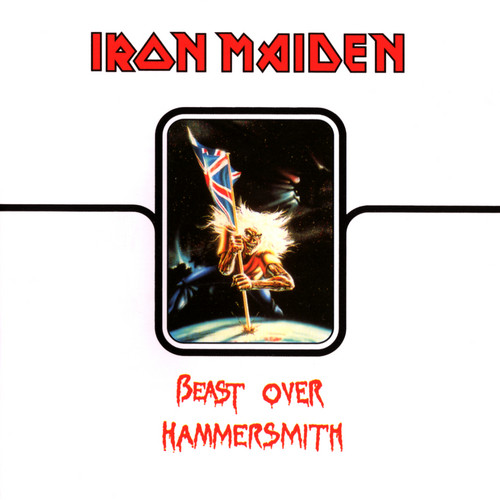 Iron Maiden پیپر وال entitled Beast Over Hammersmith