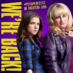 Beca and Fat Amy