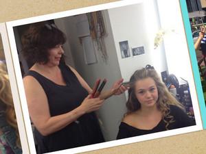 Behind the Scenes: Hairdoo!