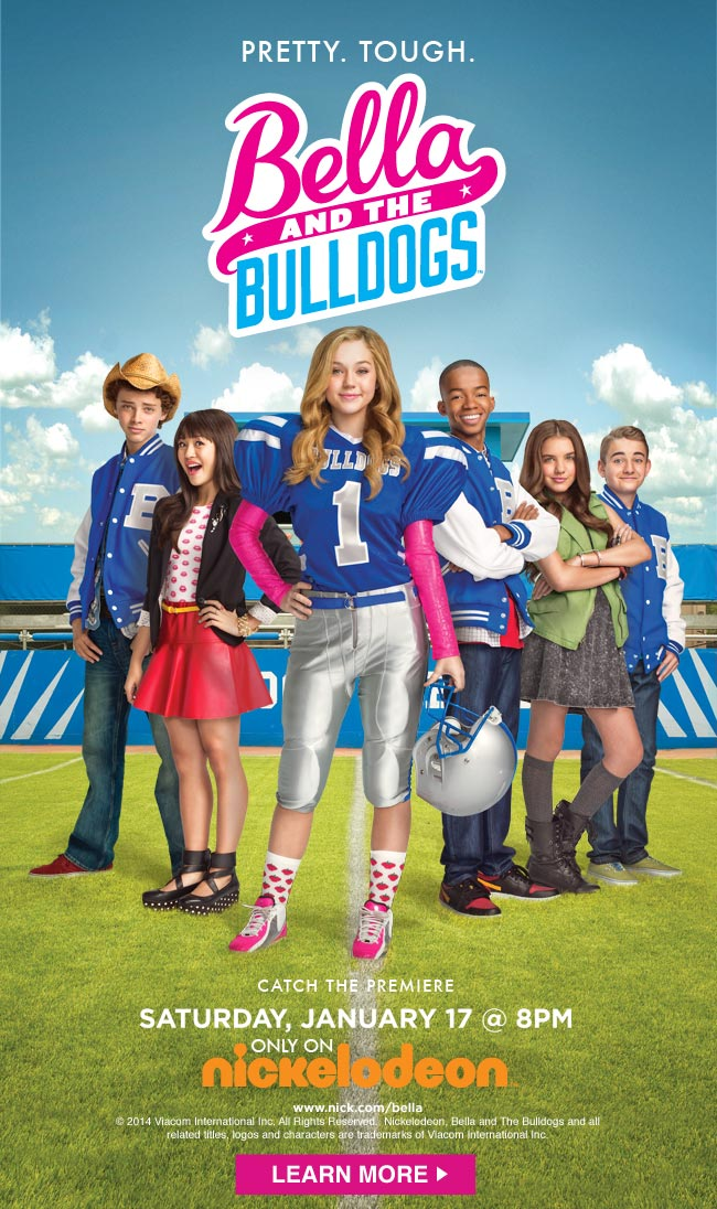 Bella and the Bulldogs...