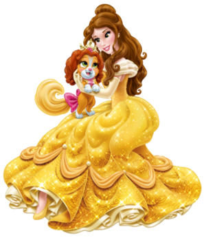 Belle and Teacup