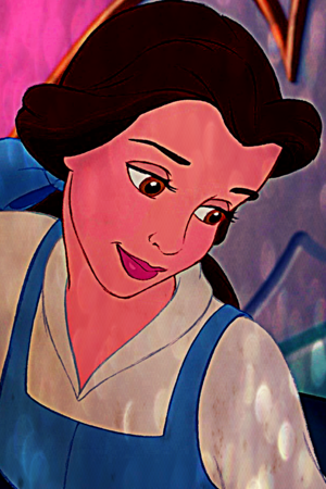 Belle iPhone 4 Background