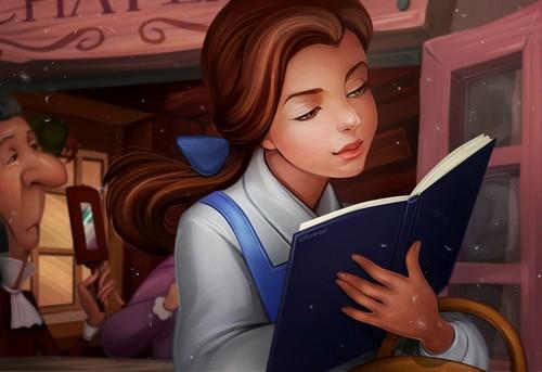 Princess Belle wallpaper entitled Belle