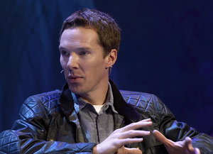 Benedict Cumberbatch @ AdobeSummit