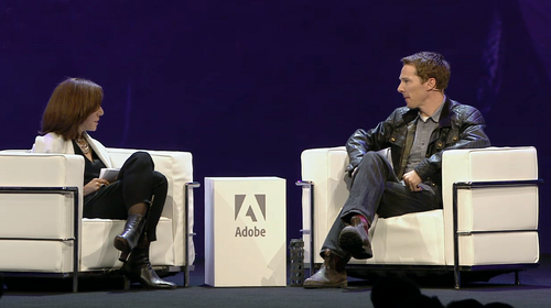 本尼迪克特·康伯巴奇 壁纸 called Benedict Cumberbatch @ AdobeSummit