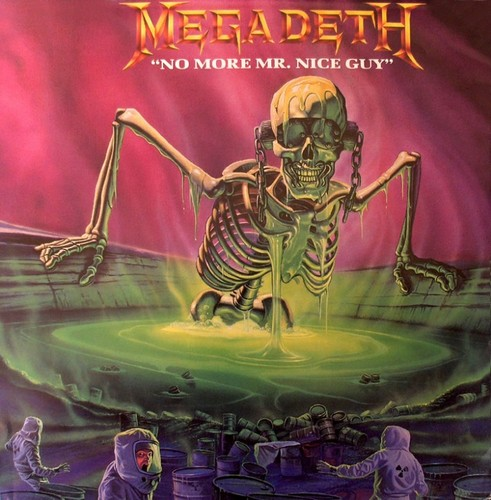 Megadeth Wallpaper Containing Anime Called Birth Of Vic