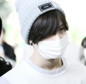 Black Hair Taemin