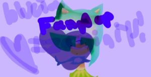Blueia the Hedgehog
