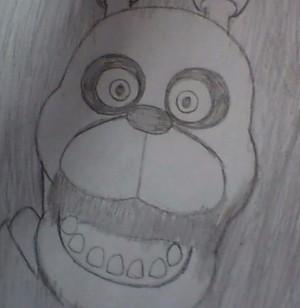 Bonnie Sketch par me
