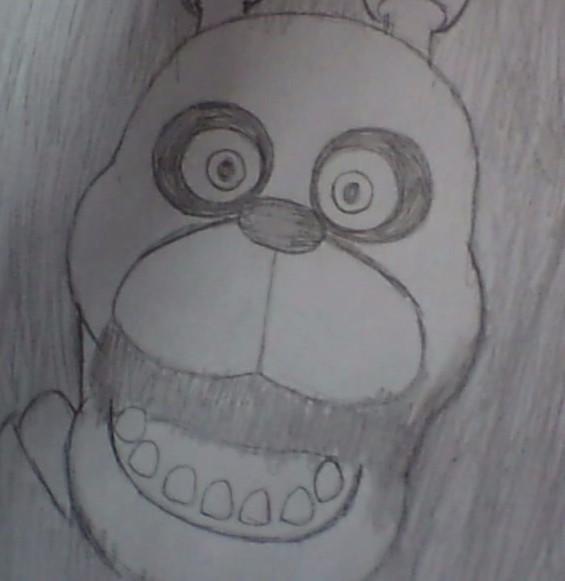 Bonnie Sketch by me