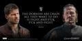 Bronn and Jaime Lannister - game-of-thrones photo
