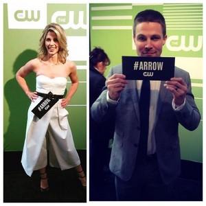CW Upfronts 2015