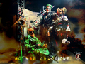 Calvin's Custom 1/6 One Sixth scale Original Design Joker, Harley Quinn and Riddler Custom Figure - dc-comics photo