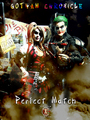Calvin's Custom 1/6 One Sixth scale Original Design Joker and Harley Quinn Custom Figure - dc-comics photo