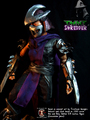 Calvin's Custom 1/6 one sixth scale TMNT Shredder custom figure - teenage-mutant-ninja-turtles photo