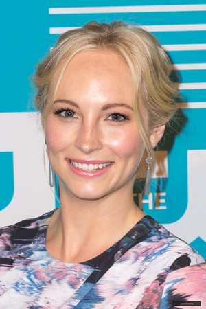 Candice Accola at the CW Network's 2015 Upfront, New York (2015)