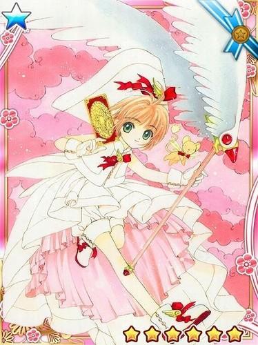 Sakura Cardcaptors wallpaper entitled Cardcaptor Sakura