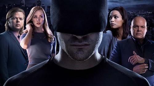 Daredevil (Netflix) 壁紙 entitled Cast of Season One