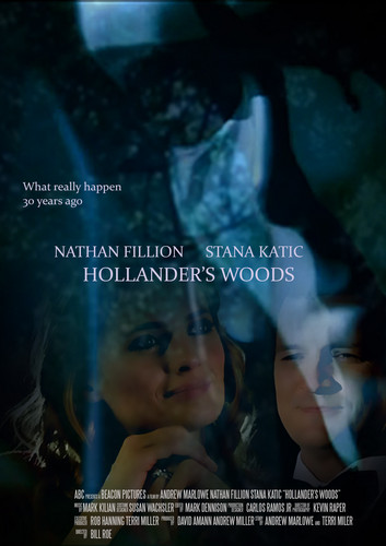 Castle wallpaper probably with anime entitled Castle: Hollander's Woods